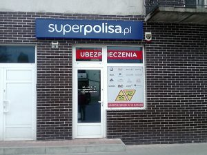 Superpolisa Ubezpieczenia Oddział nr 1 w Skierniewicach