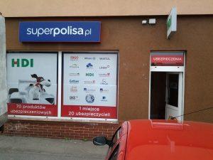 Superpolisa Ubezpieczenia Oddział nr 1 w Jerzmanowicach