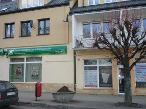 Superpolisa Placówka Partnerska – Bank Spółdzielczy w Rymanowie – Filia Rymanów