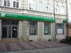 Superpolisa Placówka Partnerska – Bank Spółdzielczy w Rymanowie – Filia w Tarnowie