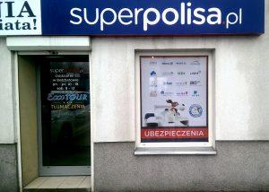 Superpolisa Ubezpieczenia Oddział nr 1 w Bełchatowie