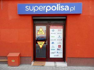 Superpolisa Ubezpieczenia Oddział nr 1 w Radomiu