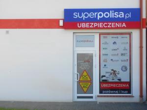 Superpolisa Ubezpieczenia Oddział nr 1 w Pasłęku