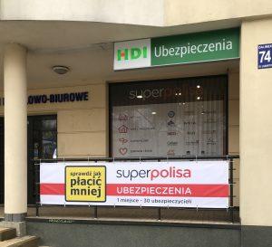 Superpolisa Ubezpieczenia Lublinie – oddział nr 1