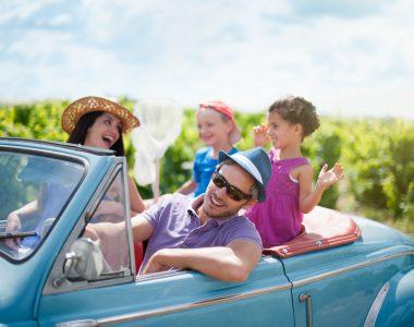Wyjazd na wakacje samochodem
