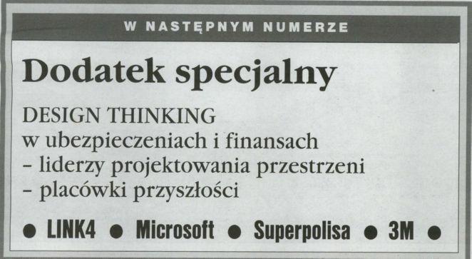 """""""Design Thinking w ubezpieczeniach i finansach"""" – Gazeta Ubezpieczeniowa"""