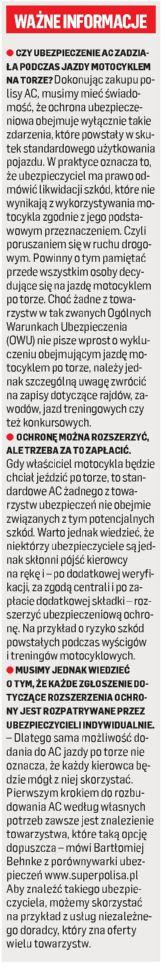 """""""Ważne informacje"""" – Gazeta Współczesna"""