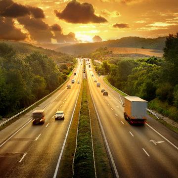 Polska (ciężka) jazda na autostradzie