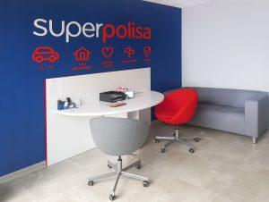 Superpolisa Ubezpieczenia Dąbrowa Górnicza – oddział nr 2